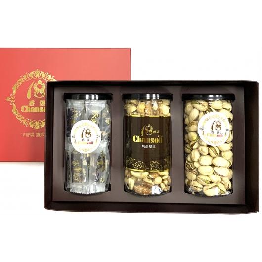 過年年節推薦禮盒堅果夏威夷軟飴核棗皇禮盒推薦