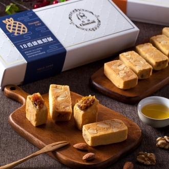 過年年節推薦禮盒和中秋節鳳梨酥堅果茶葉禮盒推薦
